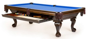 Pool table services and movers and service in Bangor Maine